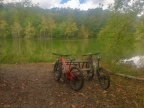 Carvins Cove Kayaking & Mountain Biking