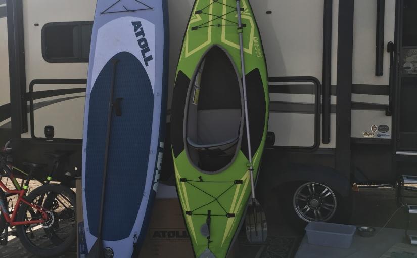 Paddle Lake Havasu